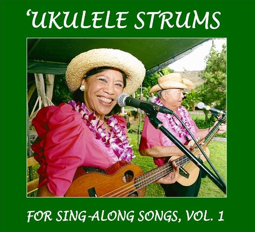 Packaged song sets by Ukulele Mele