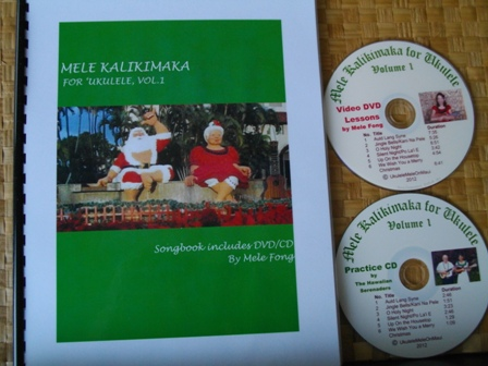 Mele Kalikimaka for Ukulele Vol 1